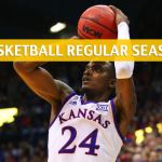 West Virginia Mountaineers vs Kansas Jayhawks Predictions, Picks, Odds, and NCAA Basketball Betting Preview - February 16 2019
