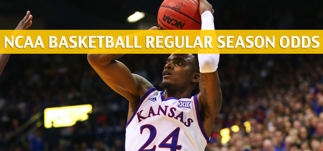 West Virginia Mountaineers vs Kansas Jayhawks Predictions, Picks, Odds, and NCAA Basketball Betting Preview – February 16 2019