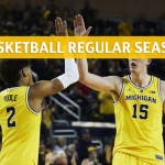 Wisconsin Badgers vs Michigan Wolverines Predictions, Picks, Odds, and NCAA Basketball Betting Preview – February 9 2019