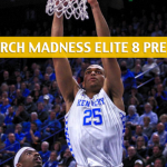 Auburn Tigers vs Kentucky Wildcats Predictions, Picks, Odds, and NCAA Basketball Betting Preview – March 31 2019