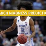 Auburn Tigers vs North Carolina Tar Heels Predictions, Picks, Odds, and NCAA Basketball Betting Preview – March 29 2019
