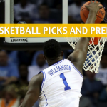 Duke Blue Devils vs North Carolina Tar Heels Predictions, Picks, Odds, and NCAA Basketball Betting Preview – March 15 2019