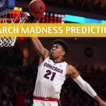 Fairleigh Dickinson Knights vs Gonzaga Bulldogs Predictions, Picks, Odds, and NCAA Basketball Betting Preview – March 21 2019
