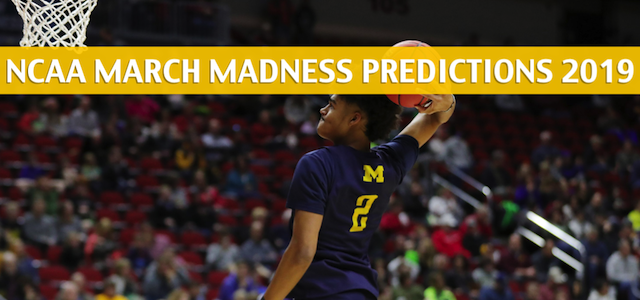 Florida Gators vs Michigan Wolverines Predictions, Picks, Odds, and NCAA Basketball Betting Preview – March 23 2019