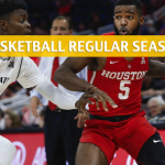 Houston Cougars vs Cincinnati Bearcats Predictions, Picks, Odds, and NCAA Basketball Betting Preview – March 10 2019