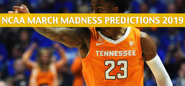 Iowa Hawkeyes vs Tennessee Volunteers Predictions, Picks, Odds, and NCAA Basketball Betting Preview – March 24 2019