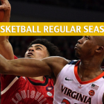 Louisville Cardinals vs Virginia Cavaliers Predictions, Picks, Odds, and NCAA Basketball Betting Preview - March 9 2019