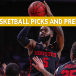 Memphis Tigers vs Houston Cougars Predictions, Picks, Odds, and NCAA Basketball Betting Preview - March 16 2019
