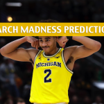 Montana Grizzlies vs Michigan Wolverines Predictions, Picks, Odds, and NCAA Basketball Betting Preview – March 21 2019
