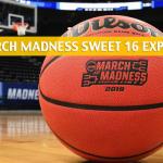 NCAA Sweet 16 Expert Picks and Predictions 2019
