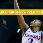 Northeastern Huskies vs Kansas Jayhawks Predictions, Picks, Odds, and NCAA Basketball Betting Preview – March 21 2019