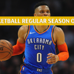 Denver Nuggets vs Oklahoma City Thunder Predictions, Picks, Odds, and NBA Basketball Betting Preview - March 29 2019