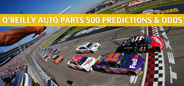 O'Reilly Auto Parts 500 Predictions, Picks, Odds, and NASCAR Betting Preview – March 31 2019
