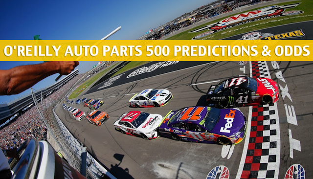 O Reilly Auto Parts 500 Predictions Picks Odds And Nascar Betting Preview