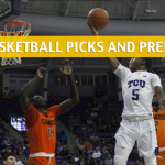 Oklahoma State Cowboys vs TCU Horned Frogs Predictions, Picks, Odds, and NCAA Basketball Betting Preview - March 13 2019