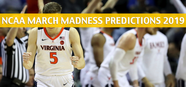 Oklahoma Sooners vs Virginia Cavaliers Predictions, Picks, Odds, and NCAA Basketball Betting Preview – March 24 2019
