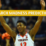 Oregon Ducks vs Virginia Cavaliers Predictions, Picks, Odds, and NCAA Basketball Betting Preview – March 28 2019