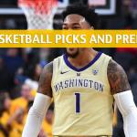 Oregon Ducks vs Washington Huskies Predictions, Picks, Odds, and NCAA Basketball Betting Preview – March 16 2019