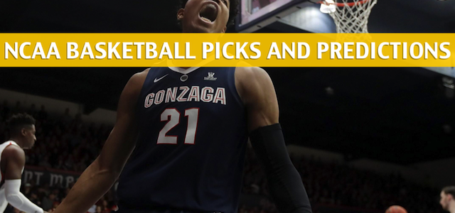 Pepperdine Waves vs Gonzaga Bulldogs Predictions, Picks, Odds, and NCAA Basketball Betting Preview – March 11 2019