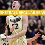 Purdue Boilermakers vs Northwestern Wildcats Predictions, Picks, Odds, and NCAA Basketball Betting Preview - March 9 2019