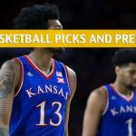 Texas Longhorns vs Kansas Jayhawks Predictions, Picks, Odds, and NCAA Basketball Betting Preview - March 14 2019
