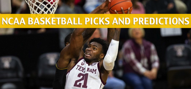 Vanderbilt Commodores vs Texas A&M Aggies Predictions, Picks, Odds, and NCAA Basketball Betting Preview – March 13 2019