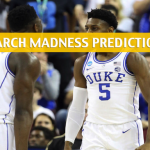 Virginia Tech Hokies vs Duke Blue Devils Predictions, Picks, Odds, and NCAA Basketball Betting Preview – March 29 2019