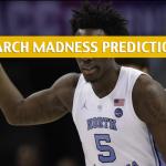 Washington Huskies vs North Carolina Tar Heels Predictions, Picks, Odds, and NCAA Basketball Betting Preview – March 24 2019