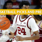 West Virginia Mountaineers vs Oklahoma Sooners Predictions, Picks, Odds, and NCAA Basketball Betting Preview - March 13 2019