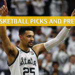 Wisconsin Badgers vs Michigan State Spartans Predictions, Picks, Odds, and NCAA Basketball Betting Preview – March 16 2019