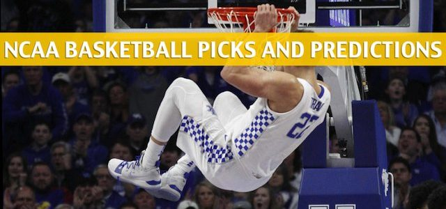 Alabama Crimson Tide vs Kentucky Wildcats Predictions, Picks, Odds, and NCAA Basketball Betting Preview – March 15 2019