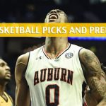 Florida Gators vs Auburn Tigers Predictions, Picks, Odds, and NCAA Basketball Betting Preview – March 16 2019