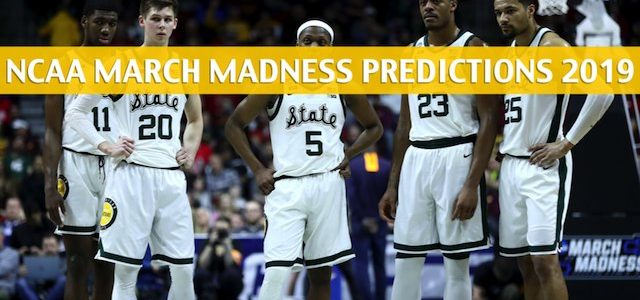 Minnesota Golden Gophers vs Michigan State Spartans Predictions, Picks, Odds, and NCAA Basketball Betting Preview – March 23 2019