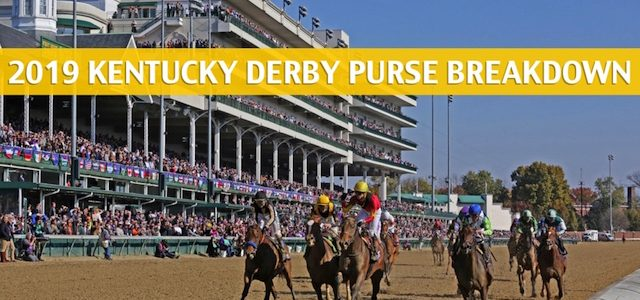 2019 Kentucky Derby Purse and Prize Money Breakdown
