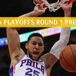 Philadelphia 76ers vs Brooklyn Nets Predictions, Picks, Odds, and NBA Basketball Betting Preview - Eastern Conference Playoffs Round 1 Game 3 - April 18 2019