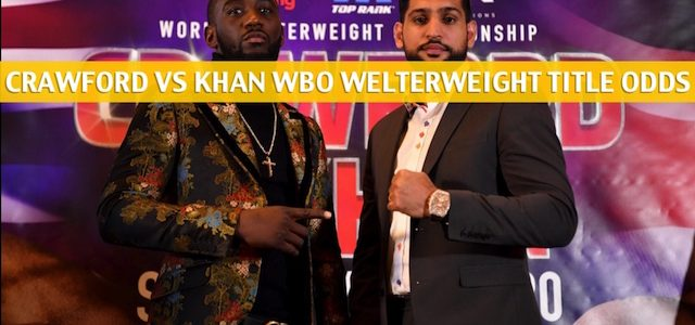Amir Khan vs Terence Crawford Predictions, Odds, Preview – WBO Welterweight Title Bout – April 20 2019