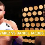 Canelo Alvarez vs Daniel Jacobs Predictions, Odds, Preview -  WBC / WBA / IBF Middleweight Unification Bout - May 4 2019
