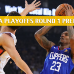 Los Angeles Clippers vs Golden State Warriors Predictions, Picks, Odds, and Betting Preview – NBA Playoffs Western Conference Round 1 Game 1 – April 13 2019