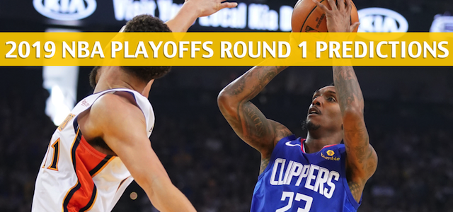 Golden State Warriors vs Los Angeles Clippers Predictions, Picks, Odds, and NBA Basketball Betting Preview – Western Conference Playoffs Round 1 Game 3 – April 18 2019
