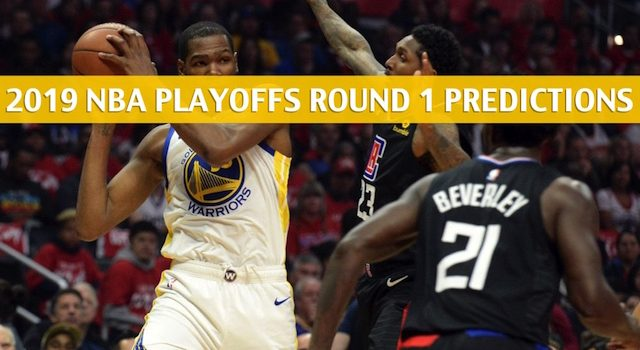 Los Angeles Clippers vs Golden State Warriors Predictions, Picks, Odds, and NBA Basketball Betting Preview – Western Conference Playoffs Round 1 Game 5 – April 24 2019