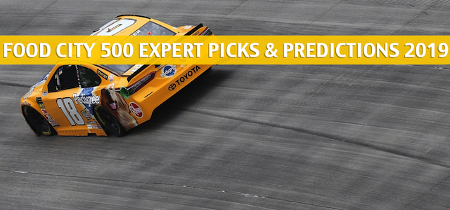Food City 500 Expert Picks and Predictions 2019