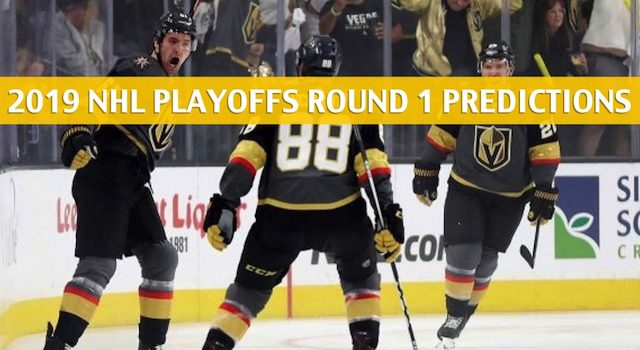 Vegas Golden Knights vs San Jose Sharks Predictions, Picks, Odds and Betting Preview – NHL Playoffs Round 1 Game 7 – April 23 2019