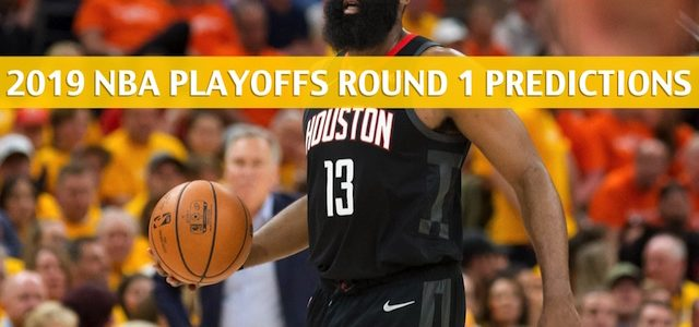 Utah Jazz vs Houston Rockets Predictions, Picks, Odds, and NBA Basketball Betting Preview – Western Conference Playoffs Round 1 Game 5 – April 24 2019