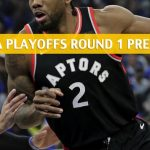 Orlando Magic vs Toronto Raptors Predictions, Picks, Odds, and NBA Basketball Betting Preview - Eastern Conference Playoffs Round 1 Game 5 - April 23 2019