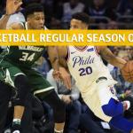 Milwaukee Bucks vs Philadelphia 76ers Predictions, Picks, Odds, and NBA Basketball Betting Preview – April 4 2019