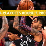 Brooklyn Nets vs Philadelphia 76ers Predictions, Picks, Odds, and Betting Preview - NBA Playoffs Eastern Conference Round 1 Game 1 - April 13 2019