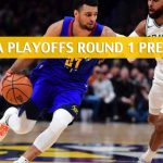 Denver Nuggets vs San Antonio Spurs Predictions, Picks, Odds, and NBA Basketball Betting Preview – Western Conference Playoffs Round 1 Game 4 – April 20 2019