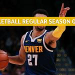 Denver Nuggets vs Portland Trail Blazers Predictions, Picks, Odds, and NBA Basketball Betting Preview - April 7 2019