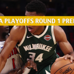 Detroit Pistons vs Milwaukee Bucks Predictions, Picks, Odds, and Betting Preview – NBA Playoffs Eastern Conference Round 1 Game 1 – April 14 2019
