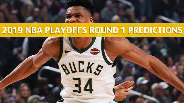dfca6a2d0aa2 Pistons vs Bucks Predictions   Picks   Odds   Preview - Apr 17 2019